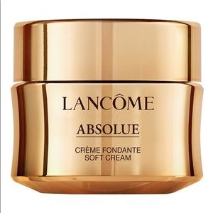 Lancome Absolue Soft Cream sample